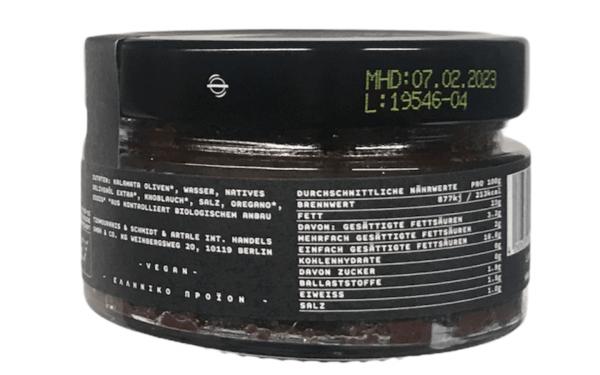 Oliven Kalamata 170 Gramm